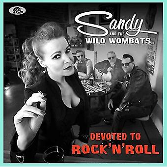 Sandy & Wild Wombats - Devoted to Rock 'N' Roll [CD] USA import