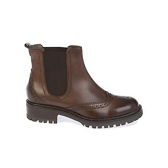 Donnapiu' women's 8905EBANO Brown ankle boots