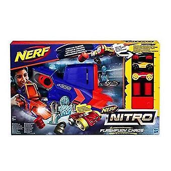 Nerf Nitro FlashFury caos