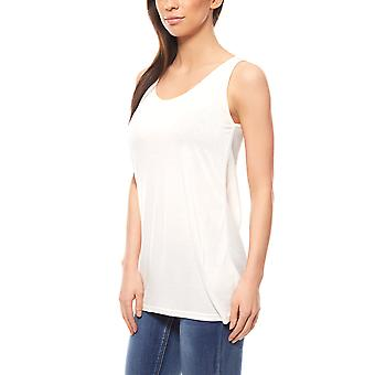 Laura Scott Shirt ladies top White with a simple look