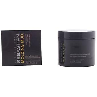 Sebastian Professional Molding mud the secret of style-sculpting