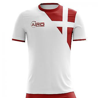 2018-2019 Denmark Away Concept Football Shirt