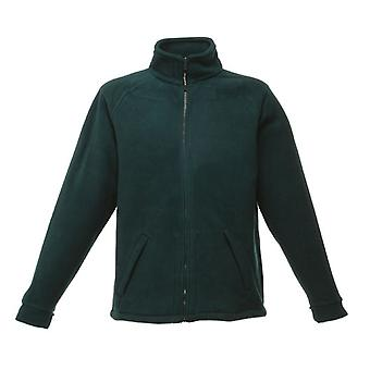 Regatta Mens Sigma Full Zip Heavyweight Fleece Jacket Bottle Green