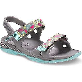 Merrell Girls Hydro Drift Casual Slingback Summer Beach Sandals