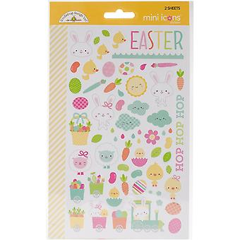 Easter Express Stickers-Mini Icons