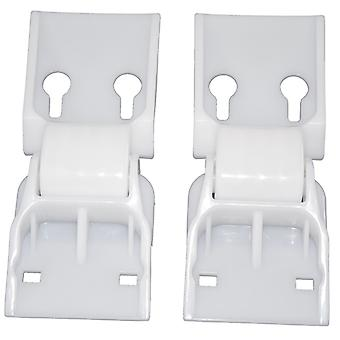 Eurocold Universal Chest Freezer Counterbalance Hinge- Pack of 2