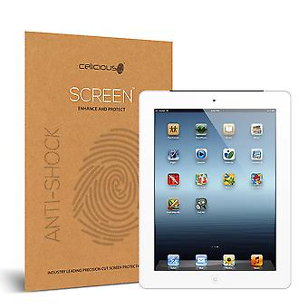 Celicious Impact Anti-Shock Screen Protector for Apple iPad 4