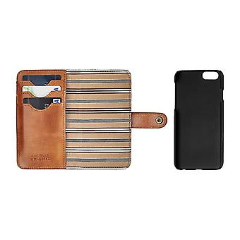 NIC & MEL ANDREW BOOKCASE IPHONE 7 COGNAC
