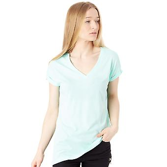 Fox H20 Sharpest Knot Roll Sleeve Womens Top