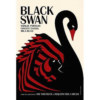 Black Swan Movie Poster (27 x 40)