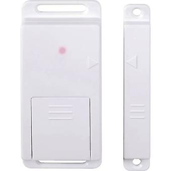 RS2W Wireless window contact alarm Surface-mount 1-channel Max. range (open field) 150 m