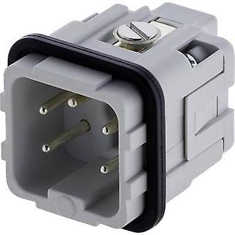 Amphenol C146 10A004 002 4 Pin Insert Heavy-duty connectors Tuchel
