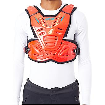 UFO Fluo Red Reactor 2 Evolution MX Chest Protector