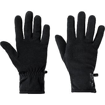 Jack Wolfskin Mens & Womens Nanuk Ecosphere 100 Warm Fleece Gloves