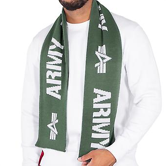 Alpha industries unisex scarf army