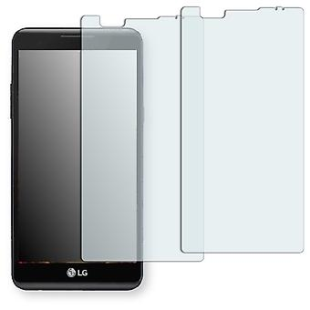 LG X power screen protector - Golebo crystal clear protection film