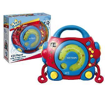 Bontempi CD-Player + Mikrofon