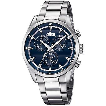 LOTUS - men's wristwatch - 18365/2 - chronograph - chronograph