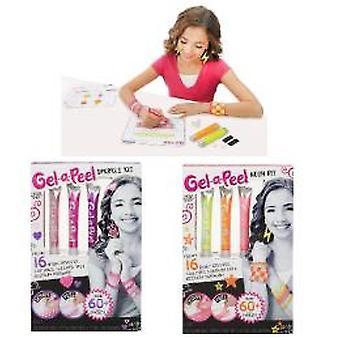 Gel-en-peeling temapakken ASD.