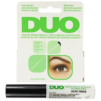 Ardell Duo Brush On Lash Adhesive White/Clear
