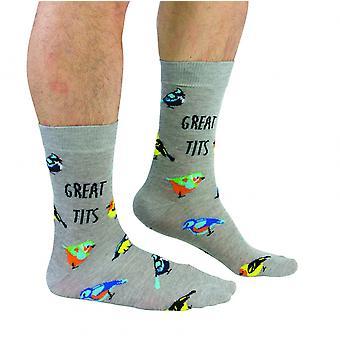 Gifts for Men - Novelty Christmas Socks