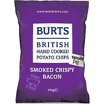 Burts knusprigem Speck-Chips