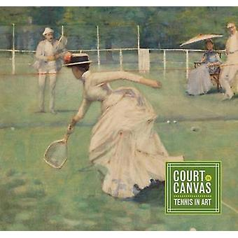 Court on Canvas - Tennis in Art by Ann Sumner - Kenneth McConkey - Rob