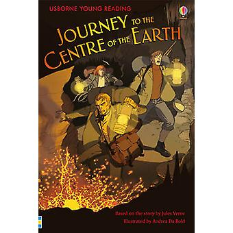 Journey to the Centre of the Earth by Sarah Courtauld - Andrea de Rol