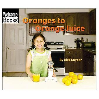 Oranges to Orange Juice (How Things Are Made)