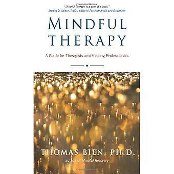 Mindful terapi: Den helande konsten av sanna närvaro och djupt lyssnande