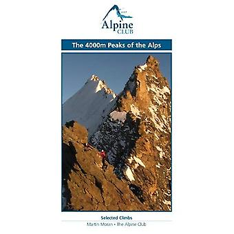 The 4000m Peaks of the Alps - Selected Climbs