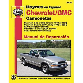 Manuel de réparation automobile S-10 de Chevrolet (manuels de réparation automobile Haynes)