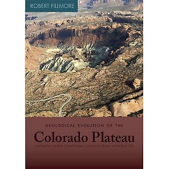 Evoluzione geologica del Colorado Plateau di Eastern Utah e Colorado occidentale
