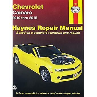 Chevrolet Camaro Automotive Repair Manual: 2010-15