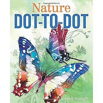Natuur Dot-naar-Dot (kleurstoffen Books)