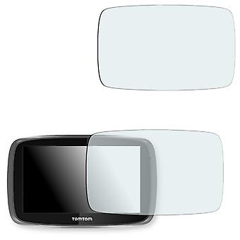 TomTom trucker 5000 display protector - Golebo crystal clear protection film