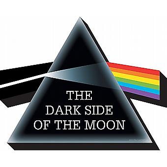 Pink Floyd DSOTM chunky thick fridge magnet    (nm)