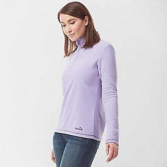 New Peter Storm Women's Grasmere Half-Zip Fleece Purple