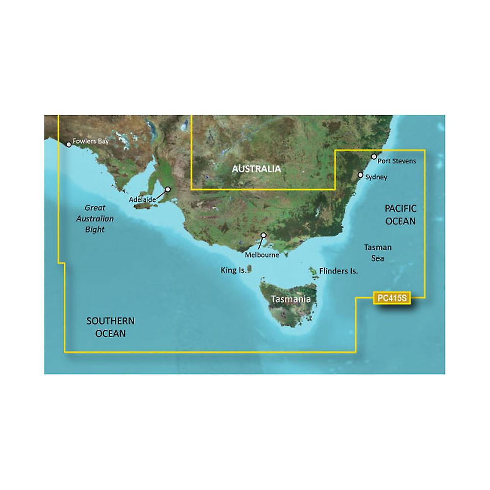 Garmin bleuChart® g2 Vision® HD - VPC415S - Port Stephens - Fowlers Bay - microSD™ SD™