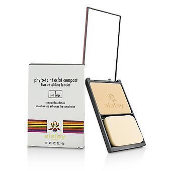 Sisley Phyto Teint Eclat fondotinta compatto - n. 2 Soft Beige - 10g / 0,35 oz