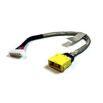 Lenovo Ideapad Z710 Compatible Laptop DC Jack Socket With Cable