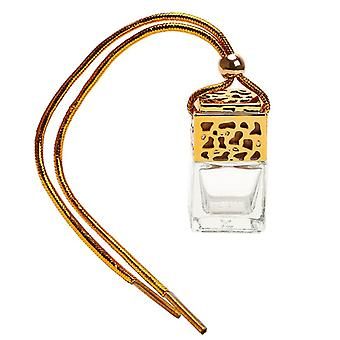 Fragrance bottle to the car-Gold