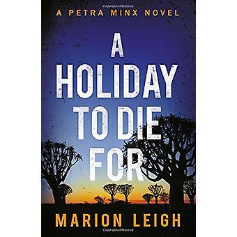 A Holiday to Die For by A Holiday to Die For - 9781789014198 Book