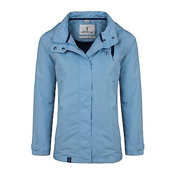 Farol Beachcomber senhoras jaqueta azul Crepúsculo