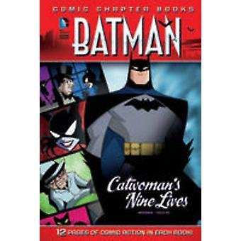 Batman - Catwoman's Nine Lives by Scott Sonneborn - Luciano Vecchio -
