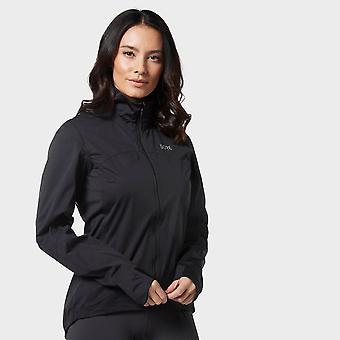 New Gore Women's C5 GORE-TEX® Lightweight Cycling Active Jacket Black