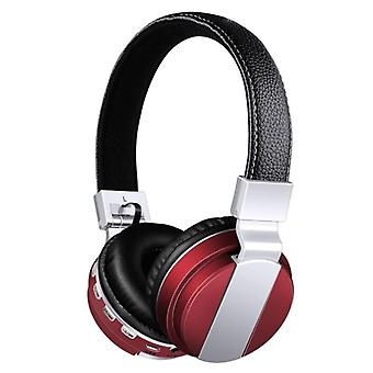 BT008, wireless Headset-Red