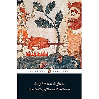 Early Fiction na Inglaterra: de Geoffrey de Monmouth a Chaucer (Penguin Classics)
