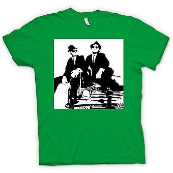 Womens T-shirt - Blues Brothers - Pop Art