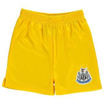 Team Kids Boys Newcastle United Core Shorts Infant Football Pants Bottoms